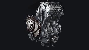 Potpuno novi jednoredni 2-cilindrični motor od 689 ccm