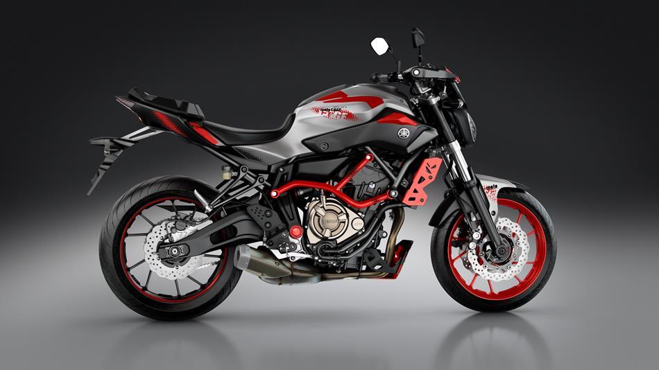 MT-07 Moto Cage / ABS 2015 - Motorcycles - Yamaha Motor Scandinavia