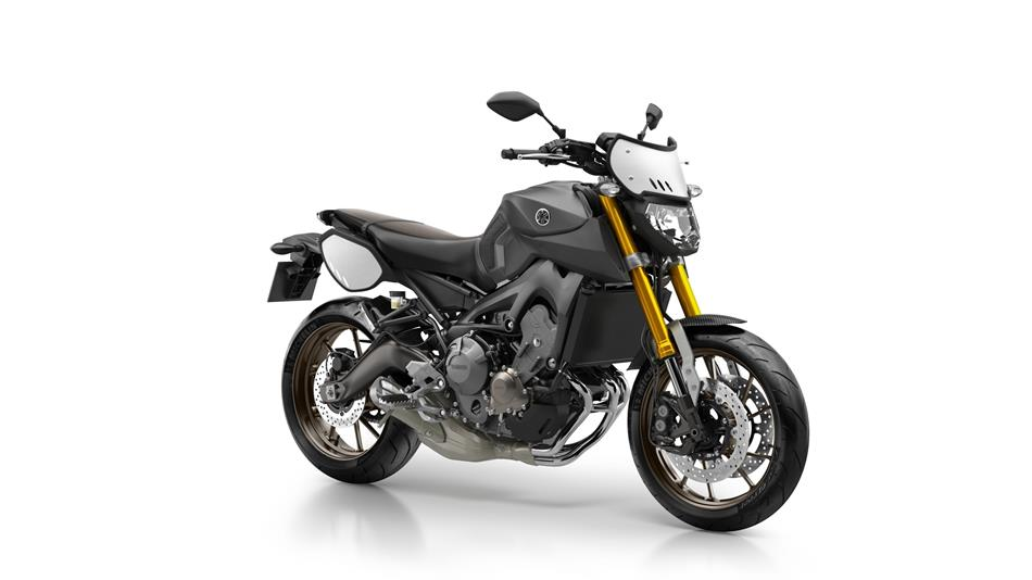 MT-09 Sport Tracker 2015 - Motorcycles - Yamaha Motor UK