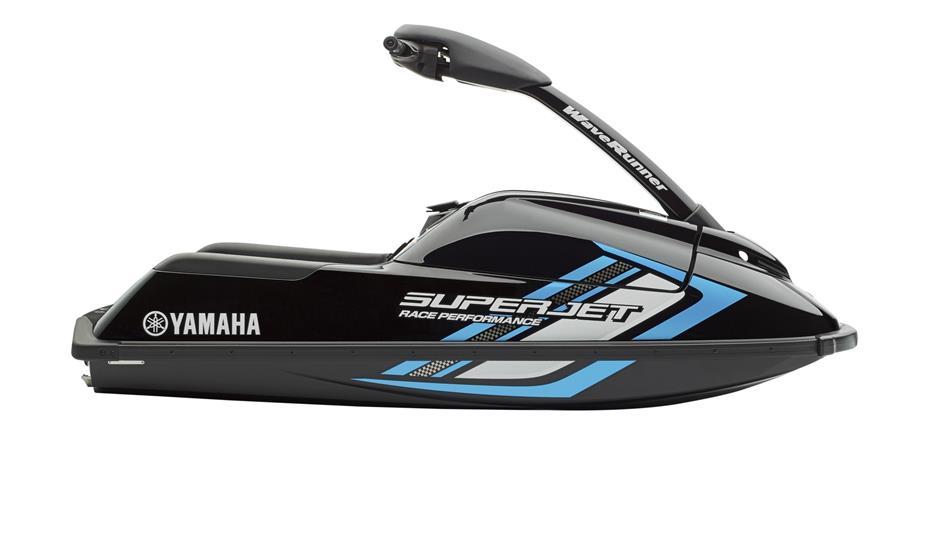 Yamaha Superjet Weight
