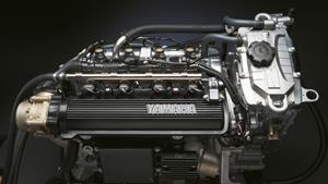 Мощный спортивный двигатель