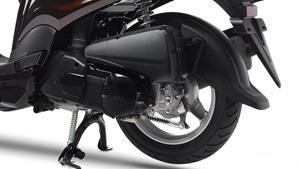 Sessiz ve ekonomik 114 cc, 4-zamanlı motor
