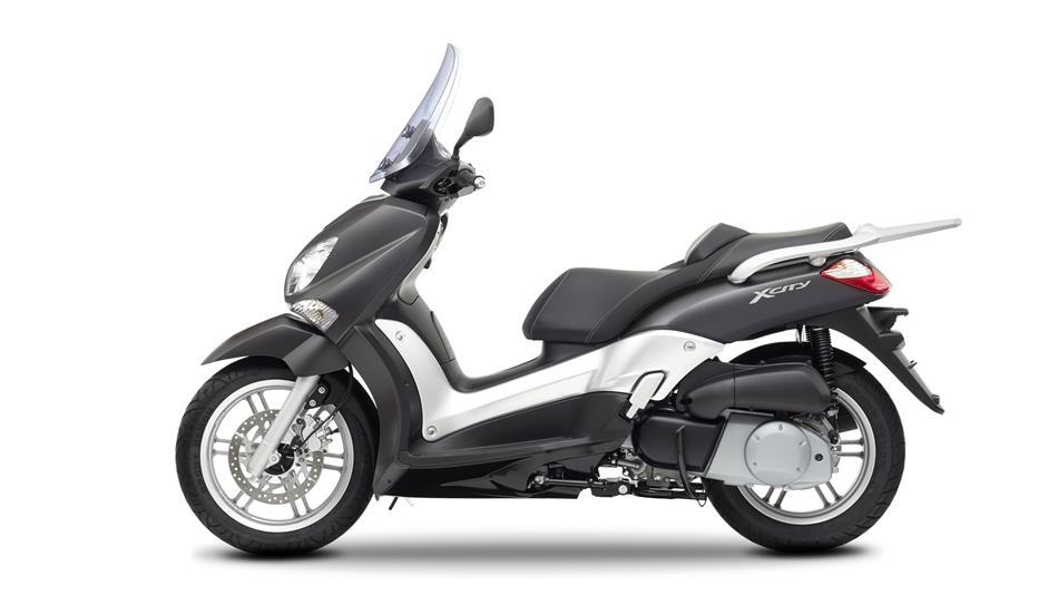 x city 250 2015 scooter yamaha motor italia. Black Bedroom Furniture Sets. Home Design Ideas
