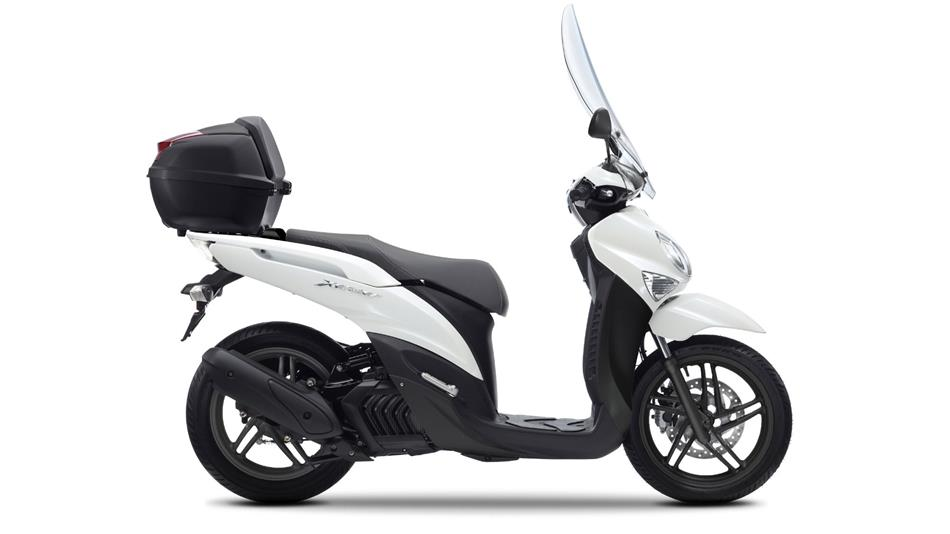 Xenter 125 2015 Roller Yamaha Motor Schweiz