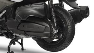 Güçlü ve ekonomik 400cc motor