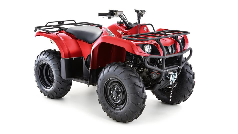 Yamaha Grizzly  Irs