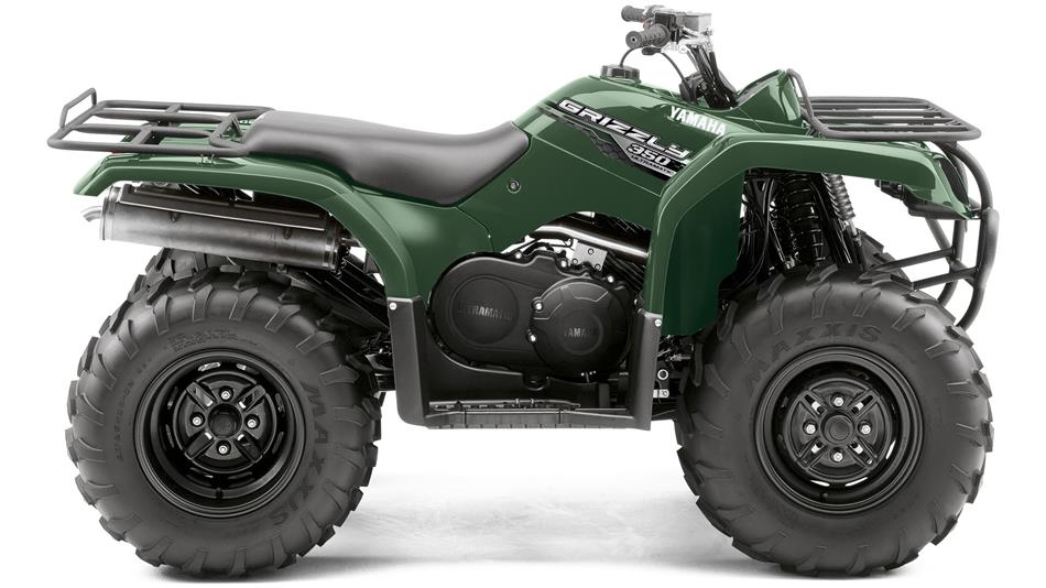 Yamaha Grizzly  Accessories Uk