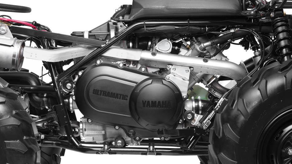 Yamaha  Wolverine X Solinoid