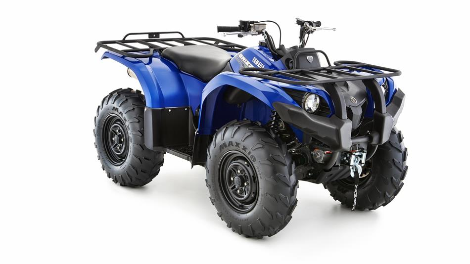 2015 Yamaha Grizzly 450