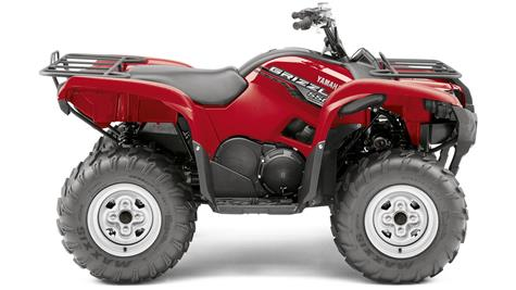 Grizzly 550 EPS