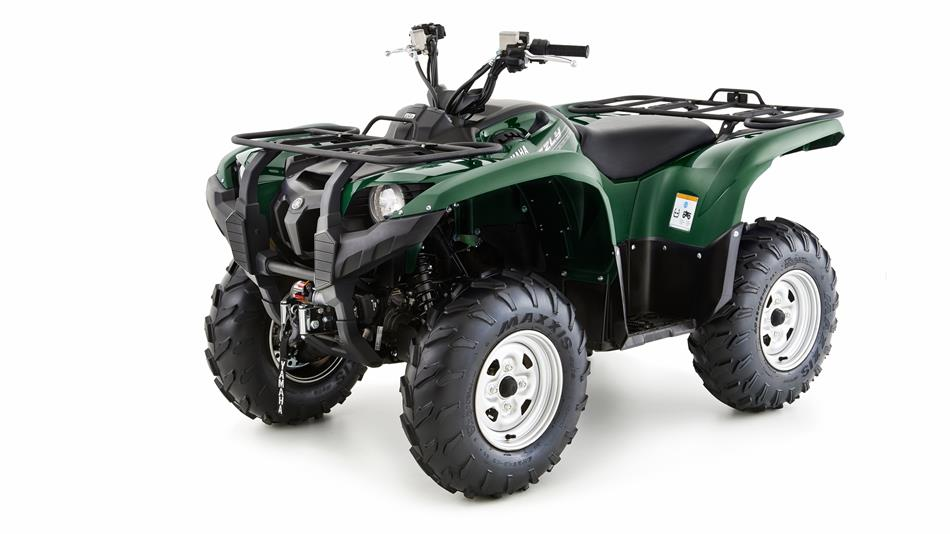 Quad Yamaha Grizzly  Cena