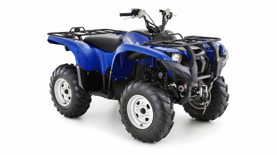 2015 Yamaha Grizzly