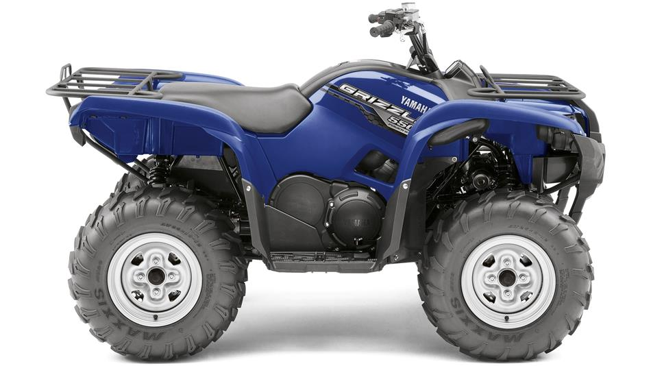 Yamaha Grizzly Shop Manual Download