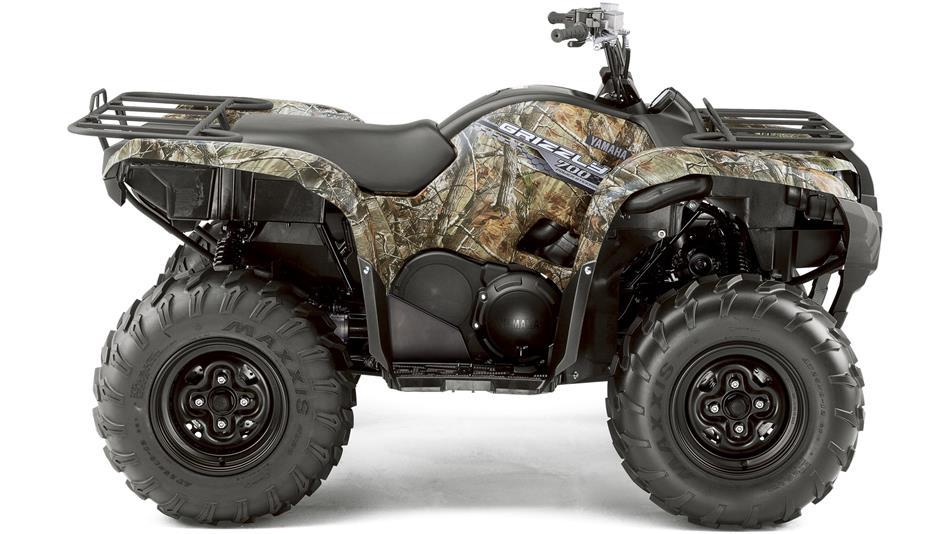 2015 yamaha grizzly 700 eps wthc se eu camouflage studio 002 for Yamaha grizzly 800