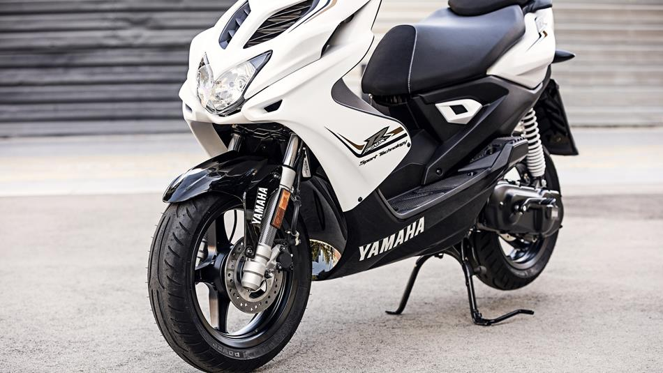 Aerox R 2016 Features Amp Techspecs Scooters Yamaha Motor Uk