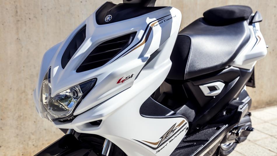 Aerox 4 2016 Dati Tecnici E Prezzi Scooter Yamaha