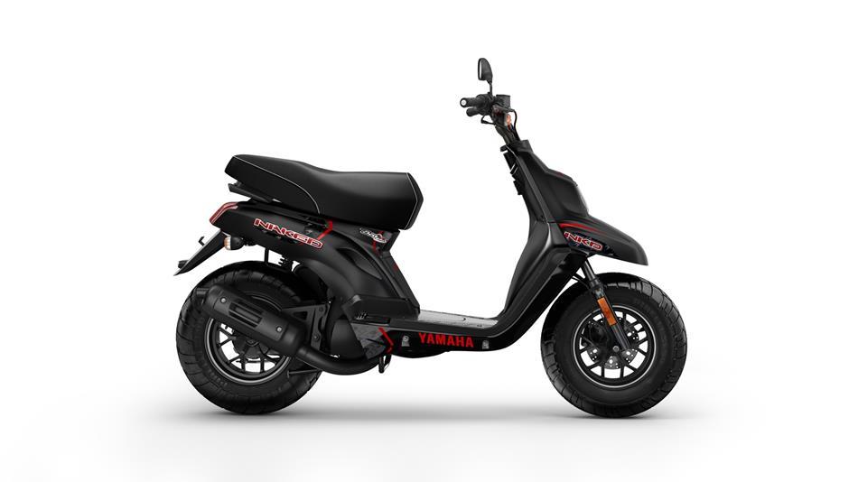 BWs Naked 2016 - scooters - Yamaha Motor