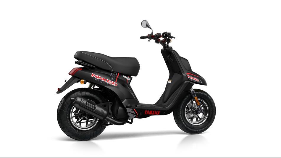 BWs Naked 2016 - Scooter - Yamaha Motor France