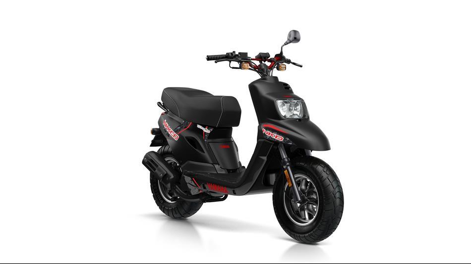 BWs Naked 2012 - Scooters - Yamaha Motor Belgique