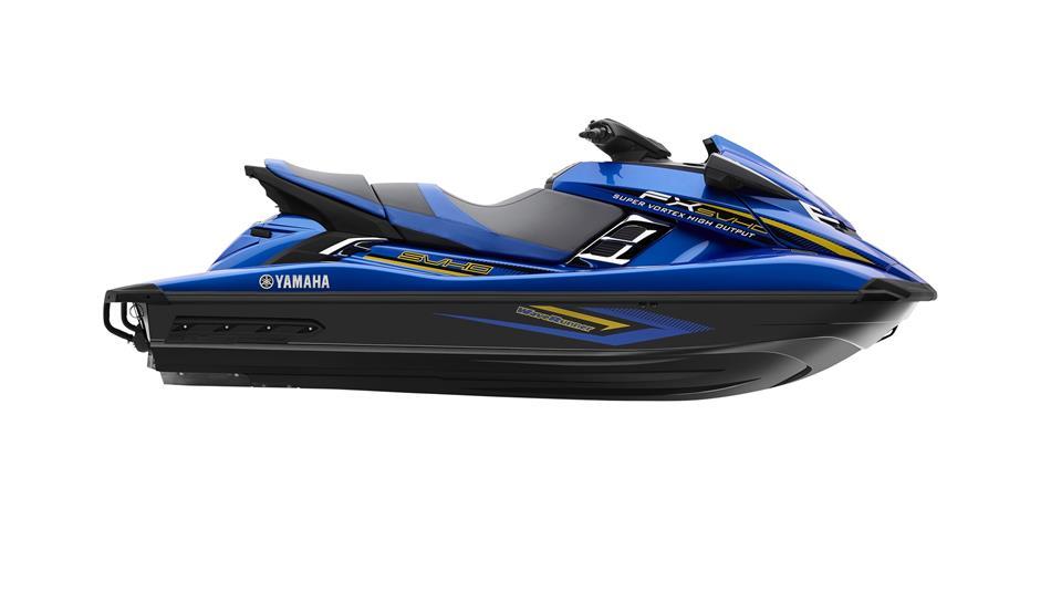 Fx svho 2016 waverunners yamaha motor uk for Yamaha fx jet ski