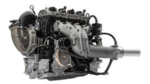 Motorul supraalimentat de putere mare Super Vortex, de 1812 cc