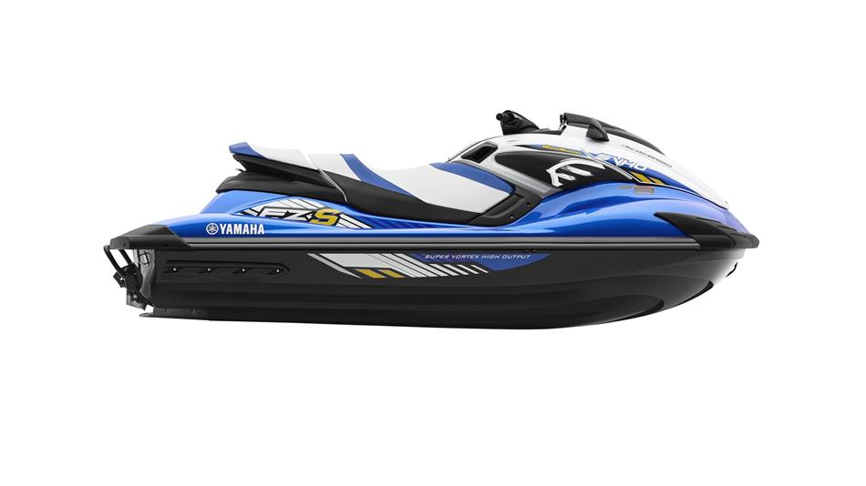 Fzs svho 2016 waverunners yamaha motor france for Yamaha jet ski waverunner