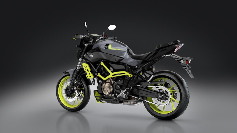 MT-07 Moto Cage / ABS 2016 - Motorräder - Yamaha Motor Austria