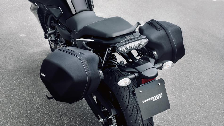 2016 Yamaha Tracer 700 EU Tech Black AccessorizedDetail