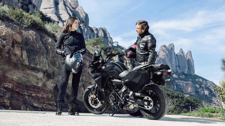 Tracer 700 2016 Zubeh 246 R Motorr 228 Der Yamaha Motor