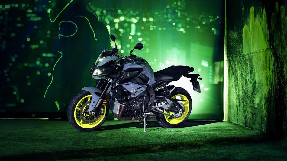 ямаха мт мотоцикл #9
