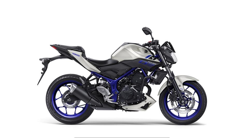 Mt 03 2016 Motorcycles Yamaha Motor Uk