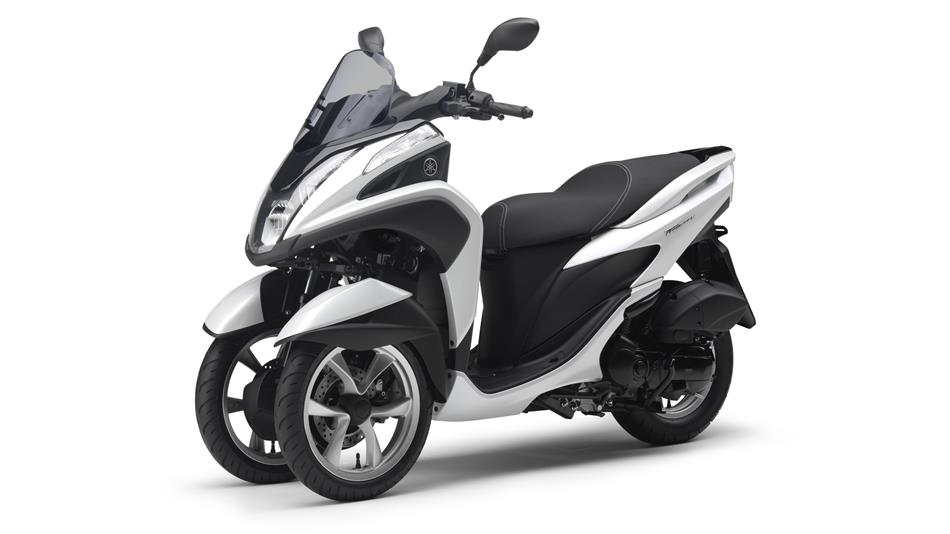 tricity 2016 scooters yamaha motor uk. Black Bedroom Furniture Sets. Home Design Ideas