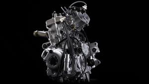 Genesis® 4-stroke Sport Performance engine