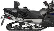 Rider comfort - fully adjustable back rest