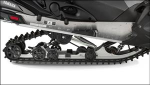 ProComfort 151 rear suspension