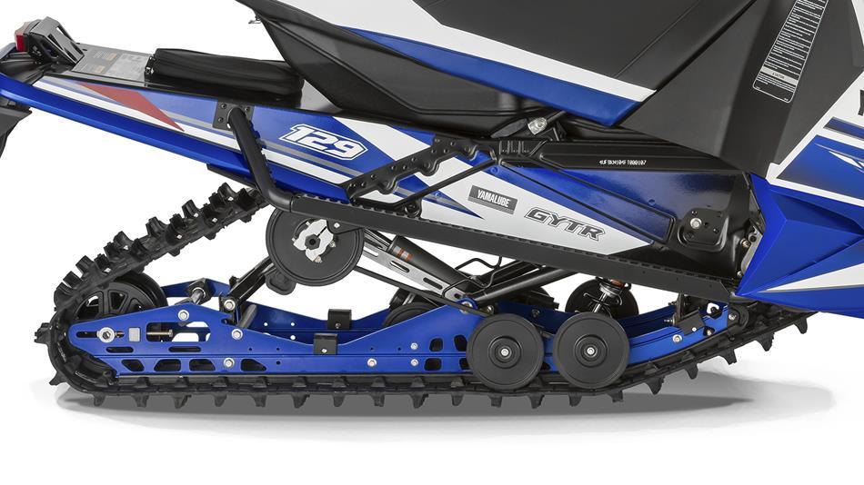 Yamaha Mountain Viper Specs
