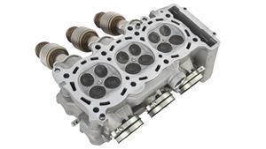 Genesis® 1049cc 4-stroke engine - powerful reliability