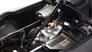Yamaha 4-stroke OHV engine