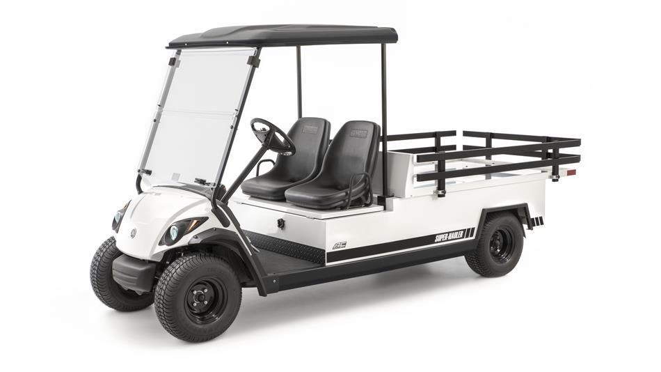 super hauler e 2016 golf carts yamaha motor uk. Black Bedroom Furniture Sets. Home Design Ideas