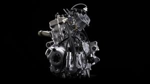 Genesis 4-stroke 2-Cylinder 499cc Sport Performance engine
