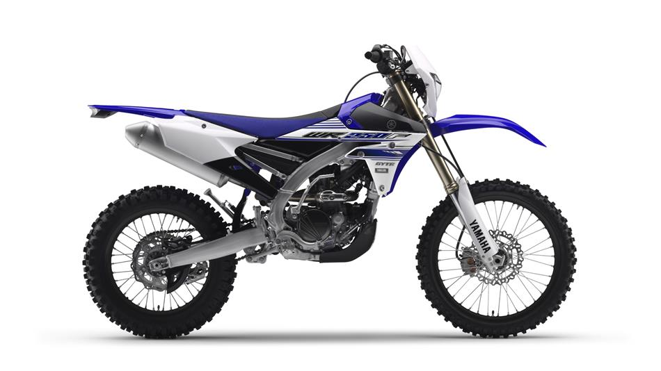 Wr250f 2016 Motorcycles Yamaha Motor Uk