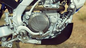 Tehnologia câştigătoare a Campionatului mondial de motocross