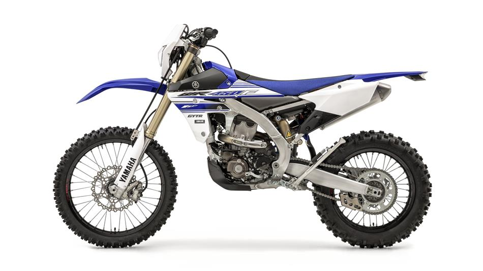 Wr450f 2016 Motorcycles Yamaha Motor Uk