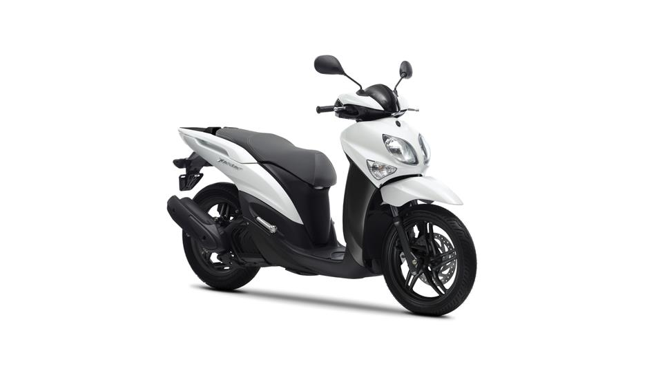 xenter 125 2016 scooter yamaha motor italia. Black Bedroom Furniture Sets. Home Design Ideas