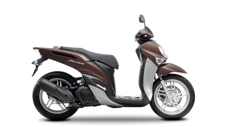 Xenter 125 2016 Scooters Yamaha Motor Europe