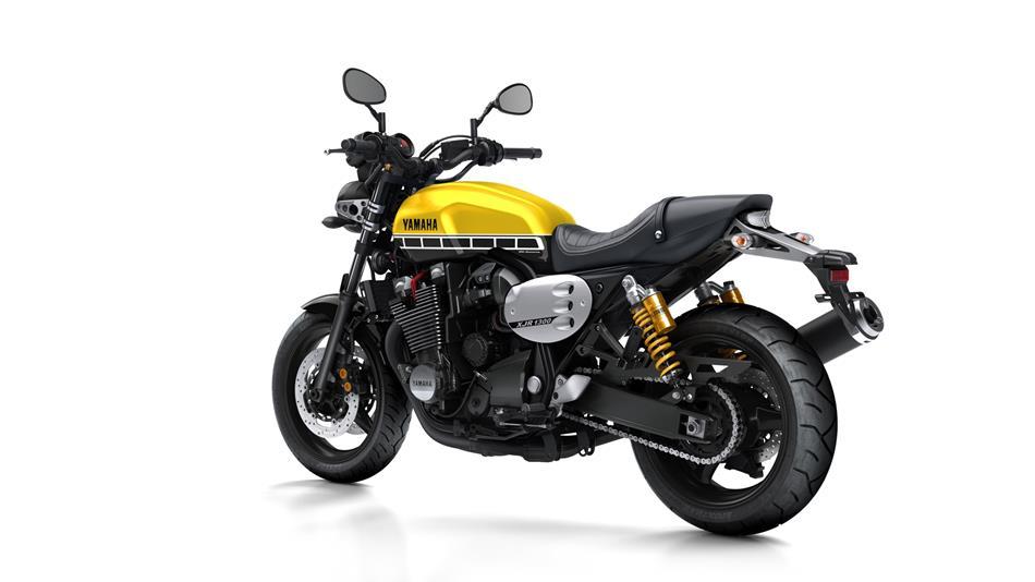 moto yamaha xjr 1300