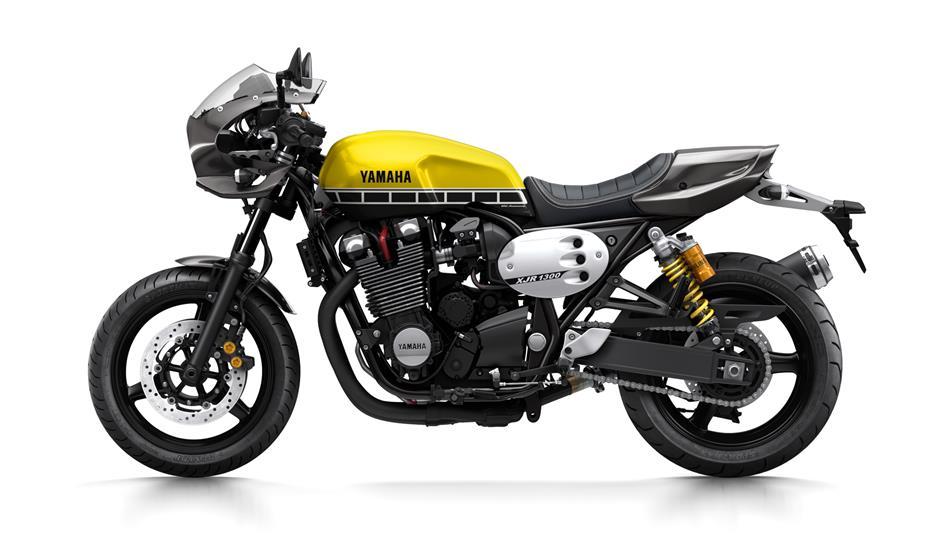 Xjr1300 Racer 2016 Moto Yamaha Motor France