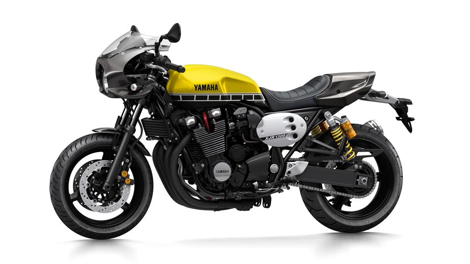 XJR1300 Racer 2016 - Moto
