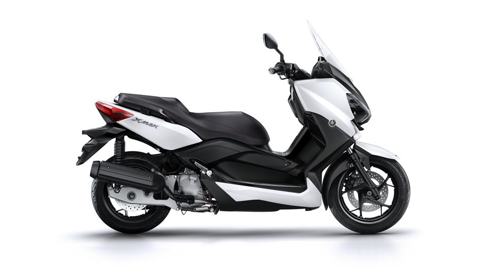 x max 125 2016 scooters yamaha motor europe. Black Bedroom Furniture Sets. Home Design Ideas
