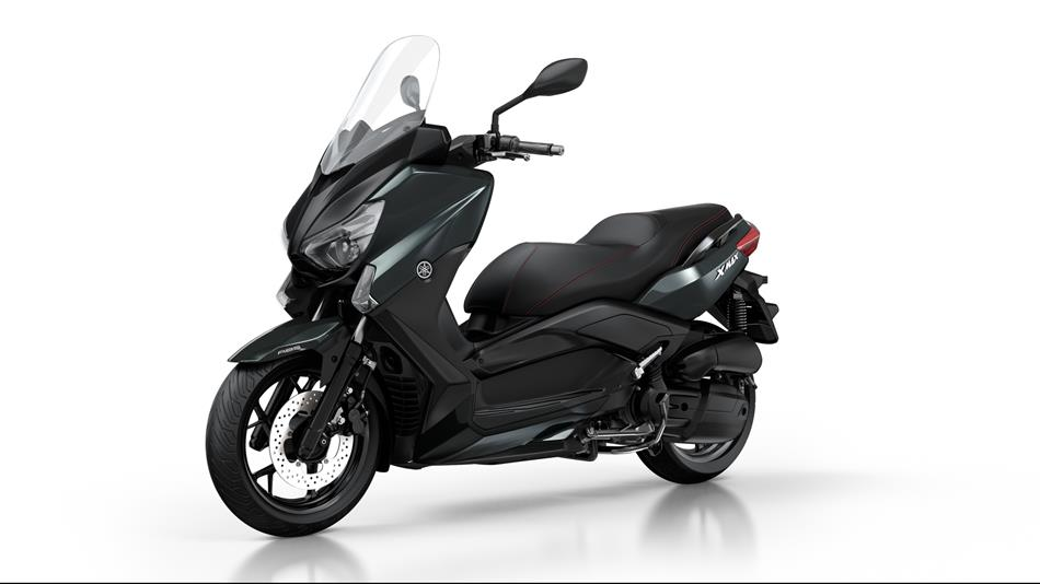 x max 125 2016 scooters yamaha motor espa a. Black Bedroom Furniture Sets. Home Design Ideas